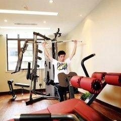 Beijing Hejing Fu Hotel фитнесс-зал фото 2