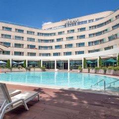 Отель JERAVI Солнечный берег бассейн
