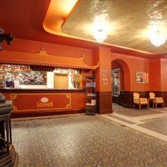 Отель LOTHUS Вроцлав гостиничный бар
