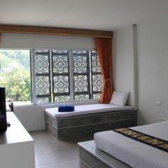 Отель Dinar Lodge пляж Банг-Тао комната для гостей фото 3