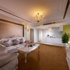 Kaiyuan Manju Select Hotel(Hongqiao Hub National Exhibition Center Sto интерьер отеля