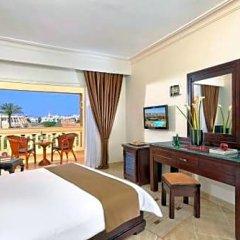 Отель Aqua Blu Resort Египет, Шарм эль Шейх - 4 отзыва об отеле, цены и фото номеров - забронировать отель Aqua Blu Resort онлайн удобства в номере фото 2