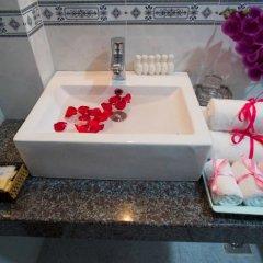 Doha 1 Hotel Saigon Airport ванная фото 2
