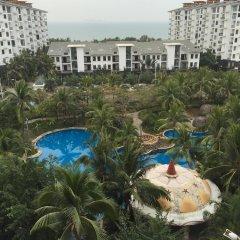 Апартаменты Lezai Lvtu Seaview Holiday Apartment пляж фото 2