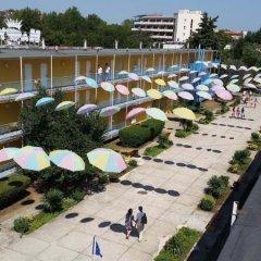 Отель Happy Sunny Beach Солнечный берег пляж