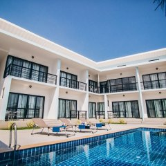 Апартаменты Infinity Bophut Apartments Самуи бассейн