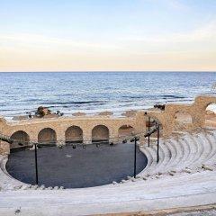 Отель Albatros Citadel Resort Египет, Хургада - 2 отзыва об отеле, цены и фото номеров - забронировать отель Albatros Citadel Resort онлайн пляж фото 2