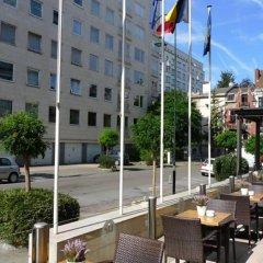 Hotel Catalonia Brussels парковка