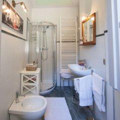 Отель B&B - I Corni Di Nibbio Италия, Вилладоссола - отзывы, цены и фото номеров - забронировать отель B&B - I Corni Di Nibbio онлайн ванная фото 2