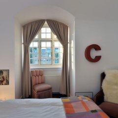 Отель Carmel Дания, Орхус - отзывы, цены и фото номеров - забронировать отель Carmel онлайн комната для гостей