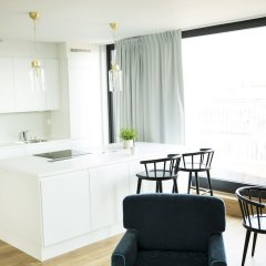 Апартаменты Frogner House Apartments - Huitfeldtsgate 19 в номере фото 2