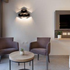 Отель Azur Hotel by ST Hotels Мальта, Гзира - отзывы, цены и фото номеров - забронировать отель Azur Hotel by ST Hotels онлайн комната для гостей фото 5