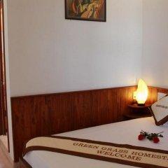 Отель Green Grass Homestay комната для гостей фото 3