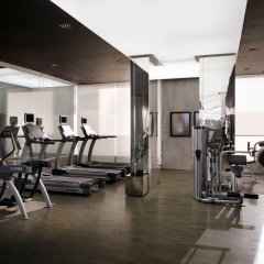 Nassima Tower Hotel Apartments фитнесс-зал