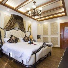 Отель Xiamen Feisu Zhu Na Er Holiday Villa Китай, Сямынь - отзывы, цены и фото номеров - забронировать отель Xiamen Feisu Zhu Na Er Holiday Villa онлайн комната для гостей фото 2
