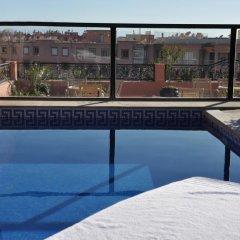 Hotel Mont Gueliz бассейн