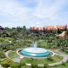 Отель Agribank Hoi An Beach Resort балкон
