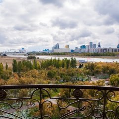 Гостиница The ONE Hotel Astana Казахстан, Нур-Султан - отзывы, цены и фото номеров - забронировать гостиницу The ONE Hotel Astana онлайн балкон