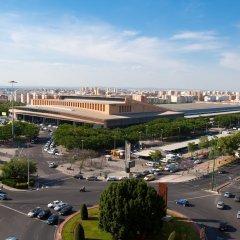 Отель Ayre Hotel Sevilla Испания, Севилья - 2 отзыва об отеле, цены и фото номеров - забронировать отель Ayre Hotel Sevilla онлайн городской автобус