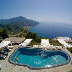 Garden Hotel Равелло бассейн