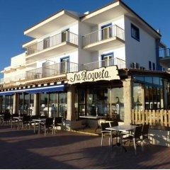 Hotel Sa Roqueta Can Picafort питание