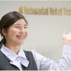 Отель Heiwadai Hotel Tenjin Япония, Фукуока - отзывы, цены и фото номеров - забронировать отель Heiwadai Hotel Tenjin онлайн фитнесс-зал фото 2