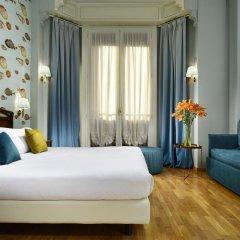 Отель Continental Genova Италия, Генуя - 3 отзыва об отеле, цены и фото номеров - забронировать отель Continental Genova онлайн комната для гостей фото 4