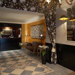 Отель Antik City Hotel Чехия, Прага - 10 отзывов об отеле, цены и фото номеров - забронировать отель Antik City Hotel онлайн интерьер отеля