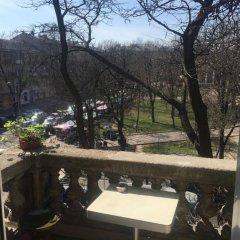 Апартаменты Grace Apartments Одесса балкон