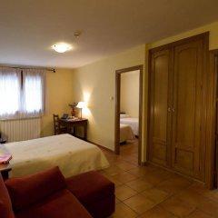 Hotel Camping Bielsa комната для гостей фото 3