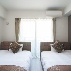 Отель OYO 44789 Dream Inn Hakata Хаката комната для гостей