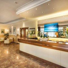 Отель Atlantic Terme Natural Spa & Hotel Италия, Абано-Терме - отзывы, цены и фото номеров - забронировать отель Atlantic Terme Natural Spa & Hotel онлайн интерьер отеля