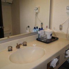 Отель Howard Johnson Plaza Las Torres Гвадалахара ванная фото 2