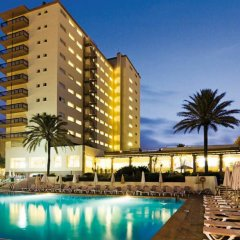 Отель Riu Belplaya - All Inclusive бассейн фото 3
