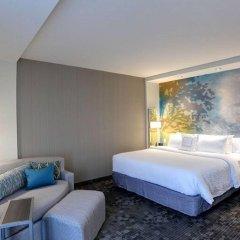 Отель Courtyard by Marriott Columbus OSU США, Блэклик - отзывы, цены и фото номеров - забронировать отель Courtyard by Marriott Columbus OSU онлайн комната для гостей