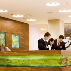 Отель Hilton Garden Inn Krakow Краков интерьер отеля