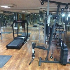 Miroglu Hotel фитнесс-зал фото 2