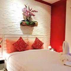 Отель Patong Tower 2.1 Patong Beach by PHR Таиланд, Патонг - отзывы, цены и фото номеров - забронировать отель Patong Tower 2.1 Patong Beach by PHR онлайн комната для гостей фото 5