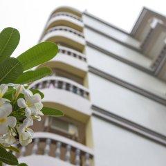 Отель JR Mansion Бангкок ванная фото 2