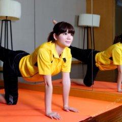 Отель Days Hotel & Suites Mingfa Xiamen Китай, Сямынь - отзывы, цены и фото номеров - забронировать отель Days Hotel & Suites Mingfa Xiamen онлайн фитнесс-зал
