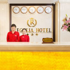 Отель Regalia Hotel Вьетнам, Нячанг - отзывы, цены и фото номеров - забронировать отель Regalia Hotel онлайн интерьер отеля