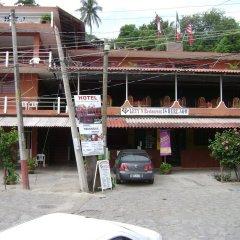 Отель R3Marias Noria парковка