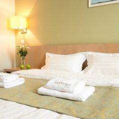 Отель Skyport Обь комната для гостей