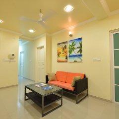 Отель Deshadan Maldives комната для гостей