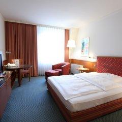 Seminaris Hotel Leipzig Лейпциг комната для гостей фото 2