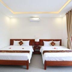 Отель Phu Hung Thinh Villa комната для гостей