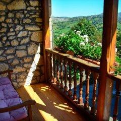 Hotel Rural El Rexacu балкон