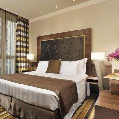 Отель Uptown Palace 4* Стандартный номер с различными типами кроватей фото 5