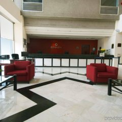 Отель Fiesta Inn Tlalnepantla Тлальнепантла-де-Бас интерьер отеля