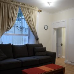 Апартаменты 1 Bedroom Apartment in Knightsbridge комната для гостей фото 4